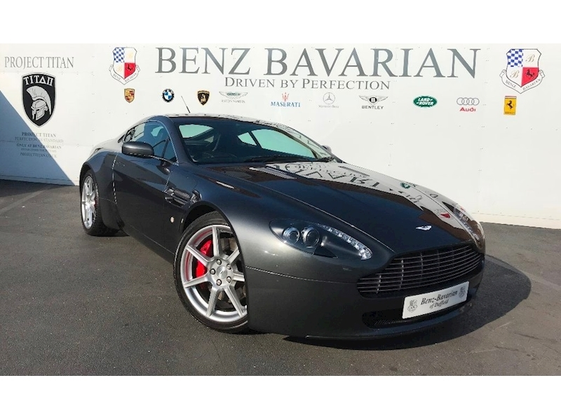 Aston Martin Vantage V8 Hatchback 4.3 Manual Petrol