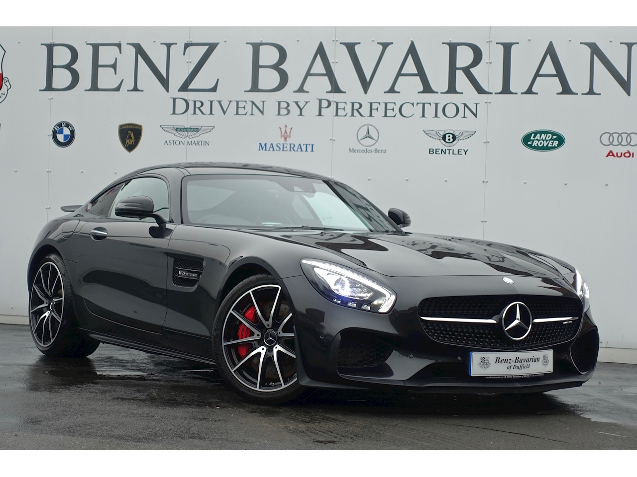 Gt Amg Gt S Edition 1 Coupe 4.0 Automatic Petrol