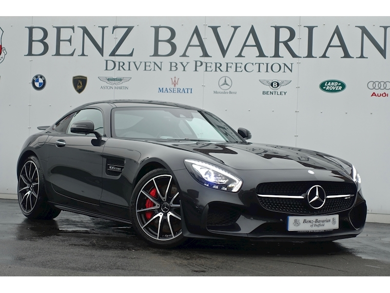 Mercedes-Benz Gt Amg Gt S Edition 1 Coupe 4.0 Automatic Petrol