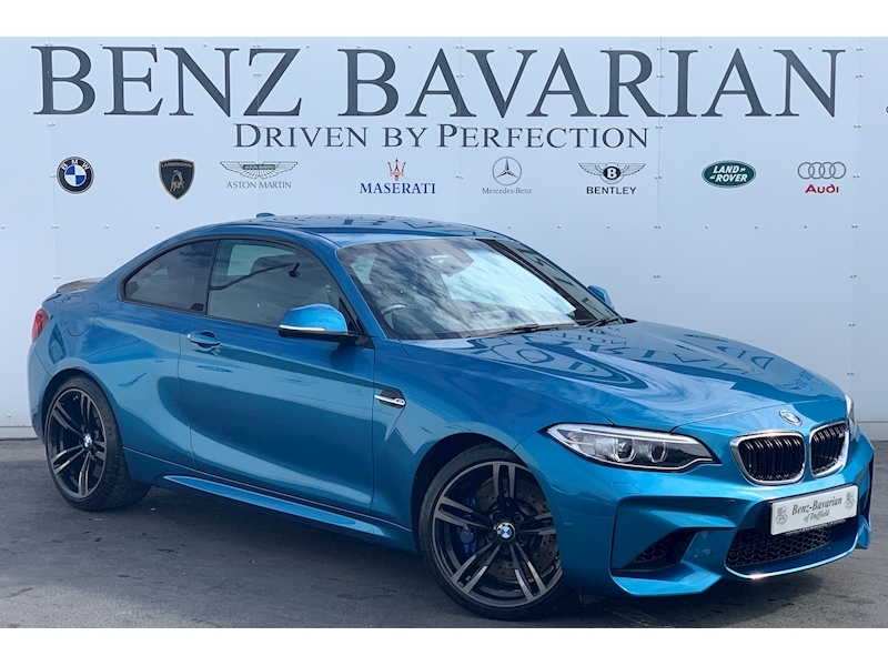 BMW M2 Series M2 Coupe Coupe 3.0 Manual Petrol