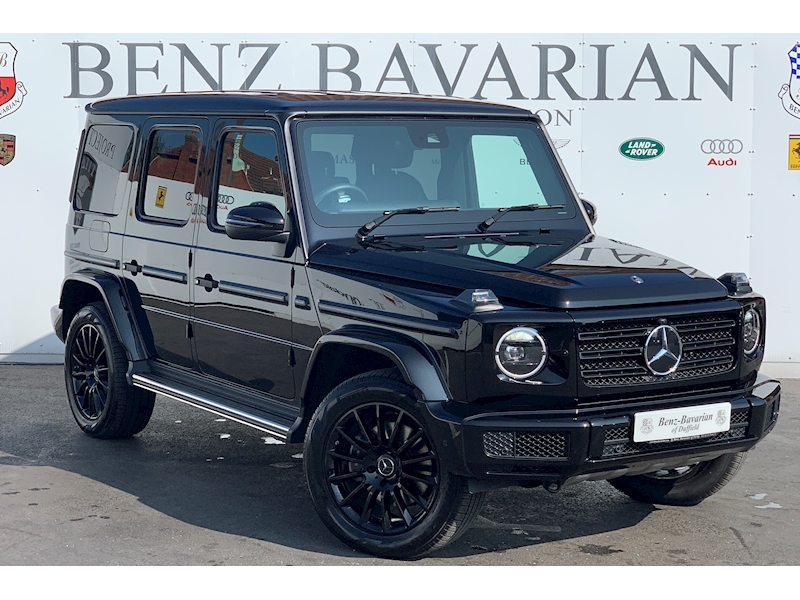 Mercedes-Benz G Class AMG Line 3.0 5dr SUV G-Tronic+ Diesel