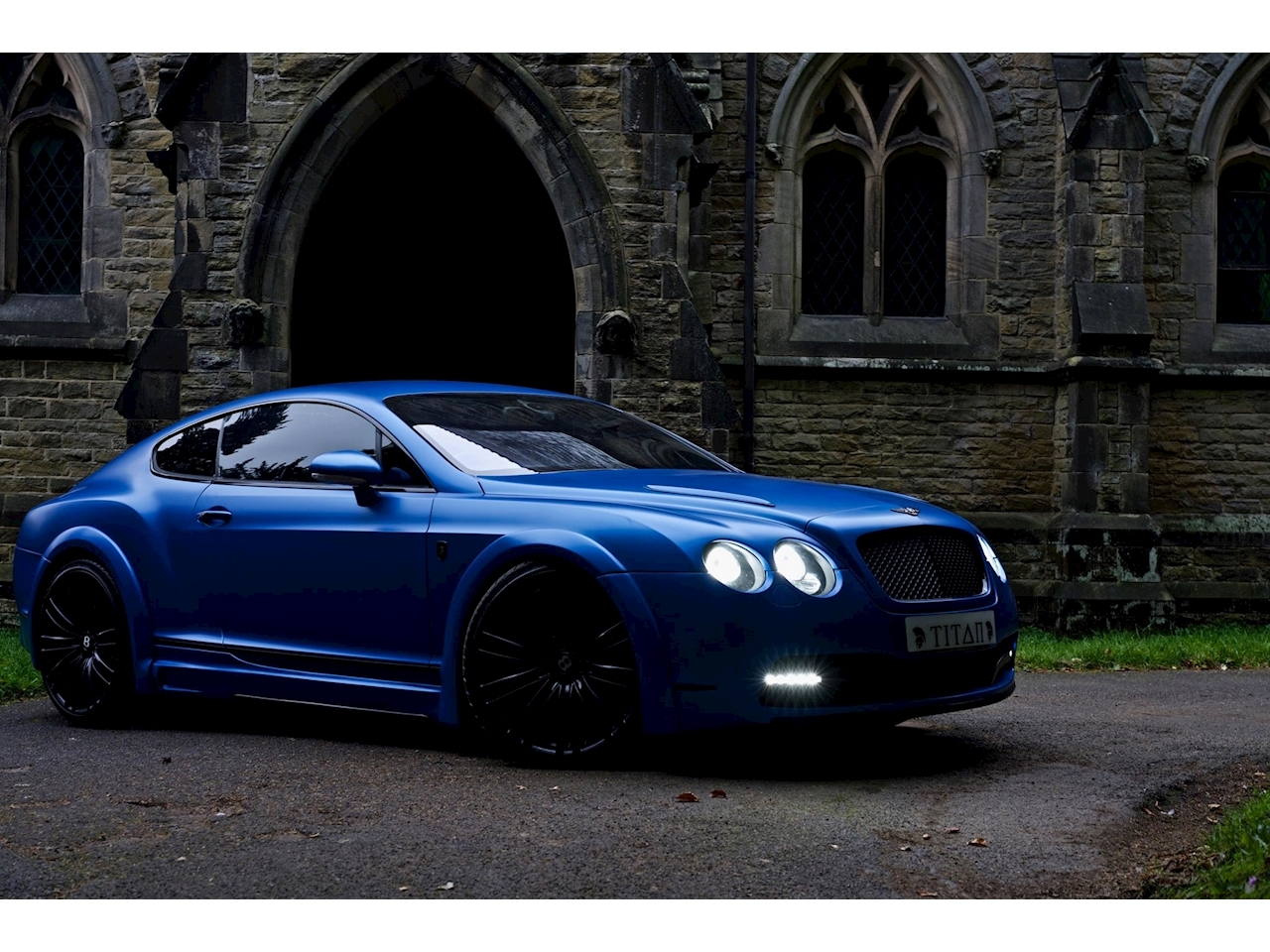 Continental Gt Coupe 6.0 Automatic Petrol