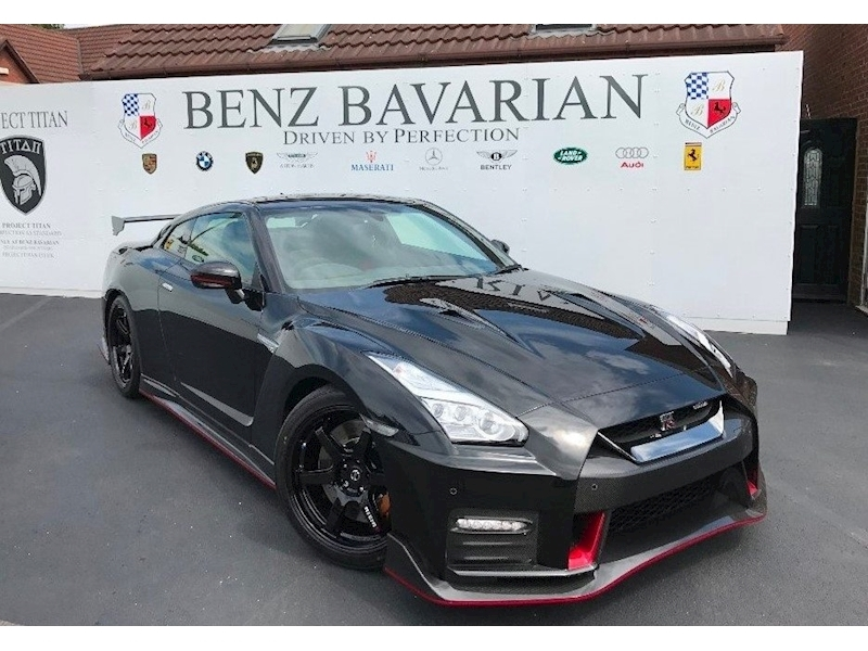 Nissan Gt-R Nismo 3.8 2dr Coupe Semi Auto Petrol