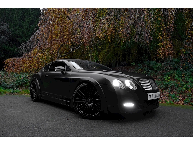 Bentley Continental Gt Coupe 6.0 Automatic Petrol