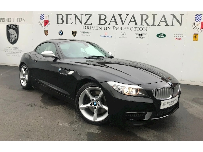 Bmw Z Series Z4 Sdrive35is Roadster Convertible 3.0 Automatic Petrol