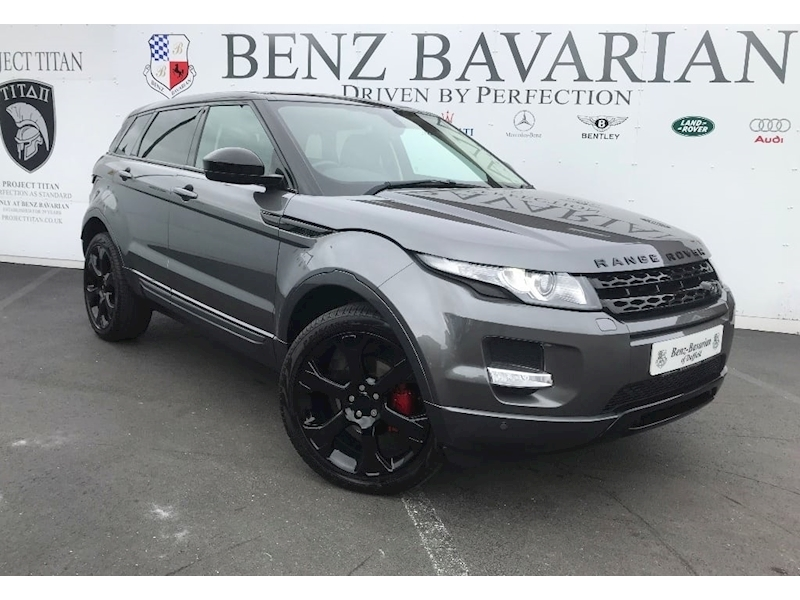 Land Rover Range Rover Evoque Sd4 Pure Tech Estate 2.2 Automatic Diesel