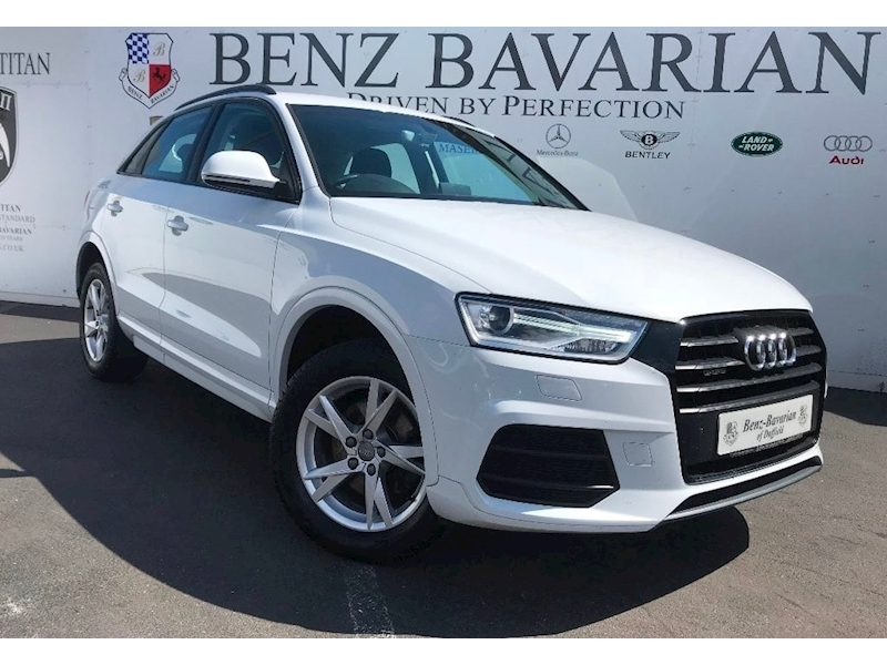 Audi Q3 Tdi Quattro Se Estate 2.0 Manual Diesel