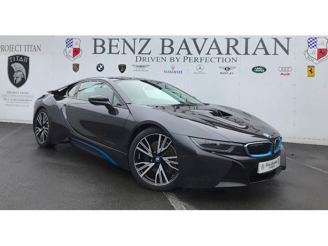 Bmw I8 I8 1 5 2dr Coupe Automatic Petrol Electric Vehicle Details