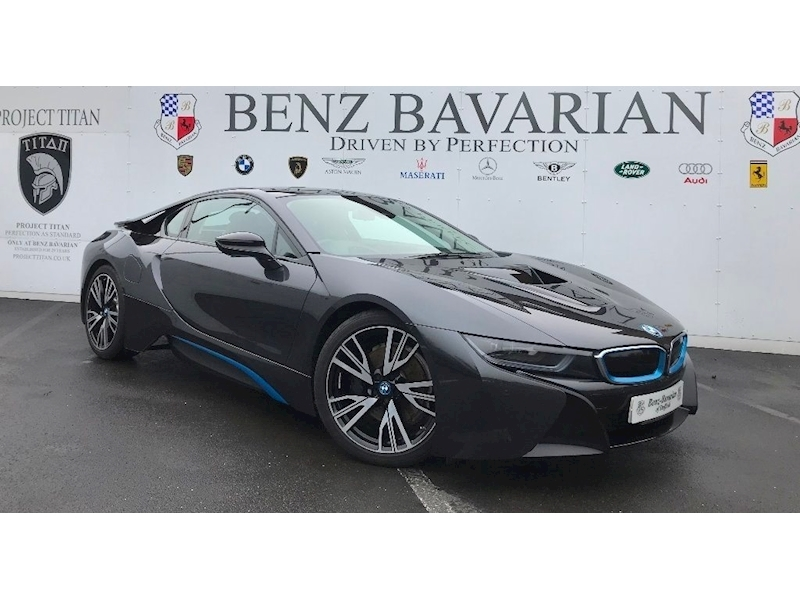 Bmw I8 I8 1.5 2dr Coupe Automatic Petrol/Electric