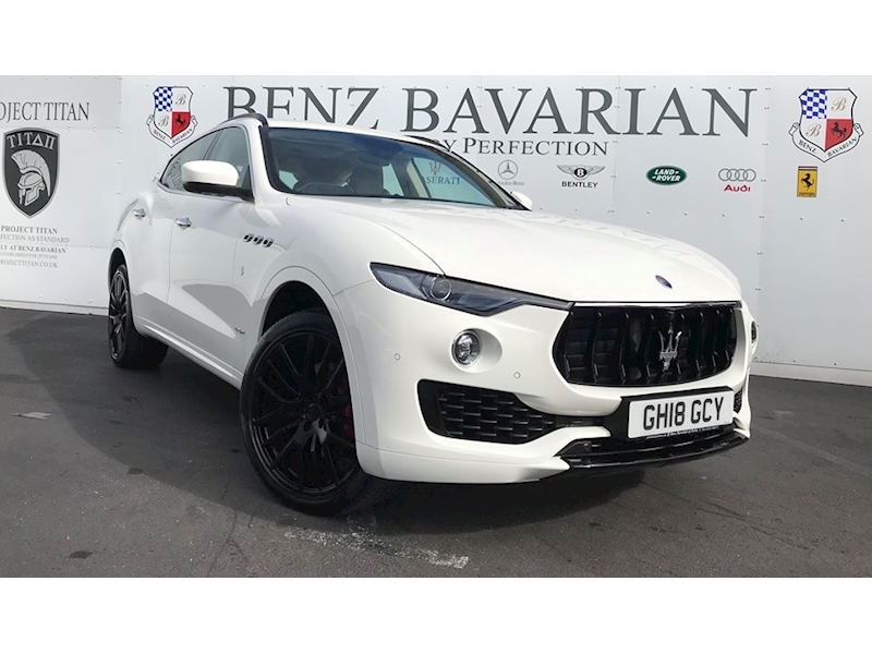 Maserati Levante D V6 Estate 3.0 Automatic Diesel