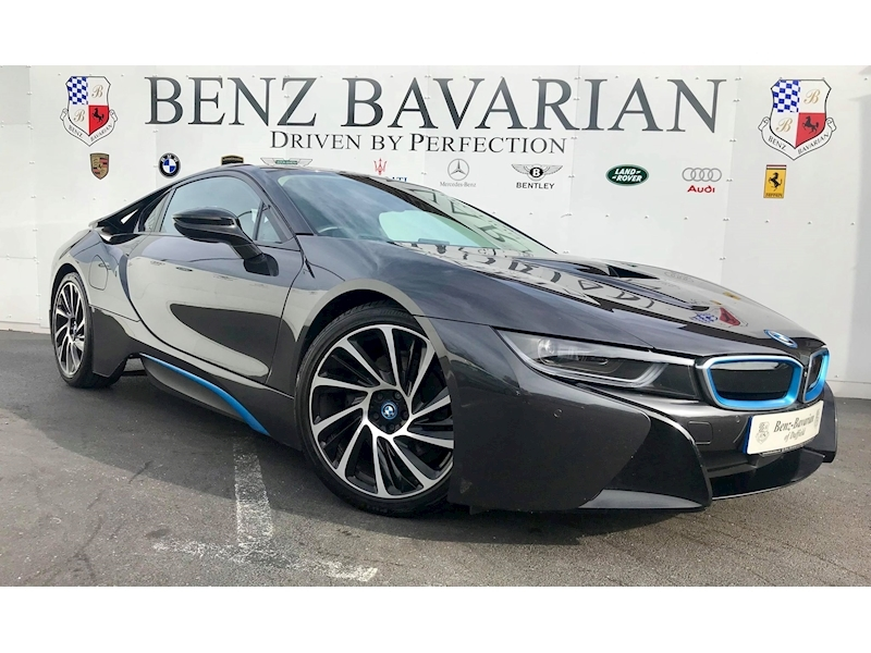 Bmw I8 Coupe 1.5 Automatic Petrol/Electric
