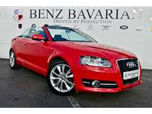 A3 Tfsi Sport Convertible 1.2 Manual Petrol