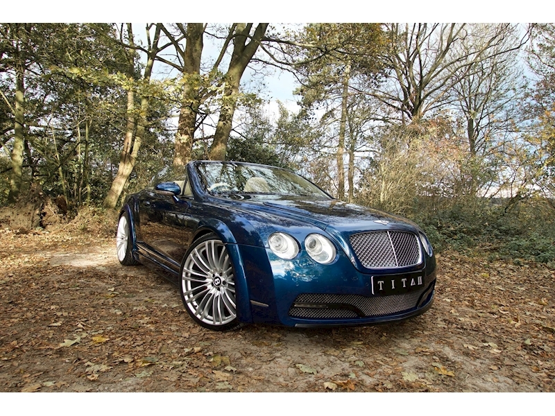 Bentley Continental Gtc Convertible 6.0 Automatic Petrol