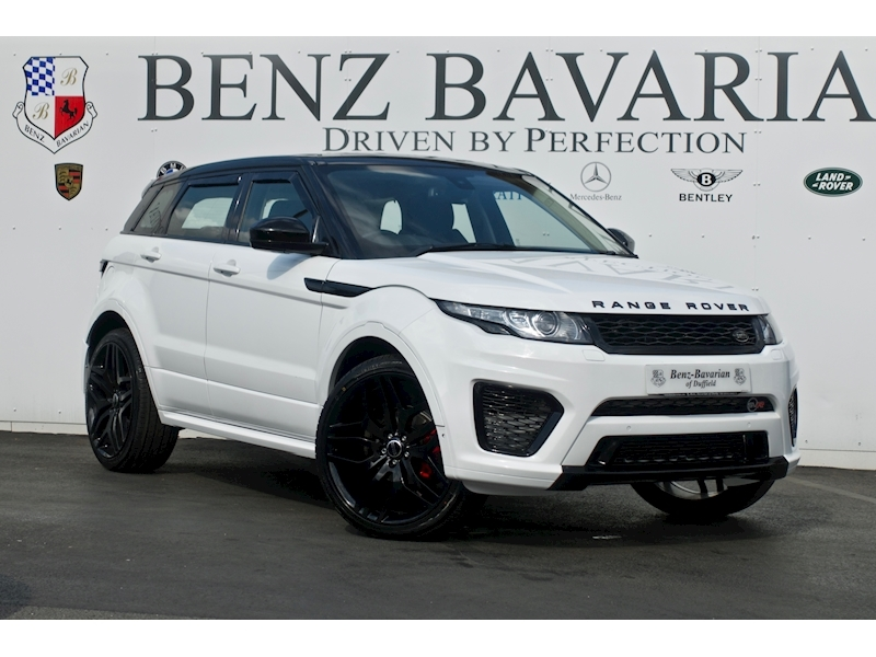 Land Rover Range Rover Evoque Dynamic Estate 2.0 Automatic Petrol