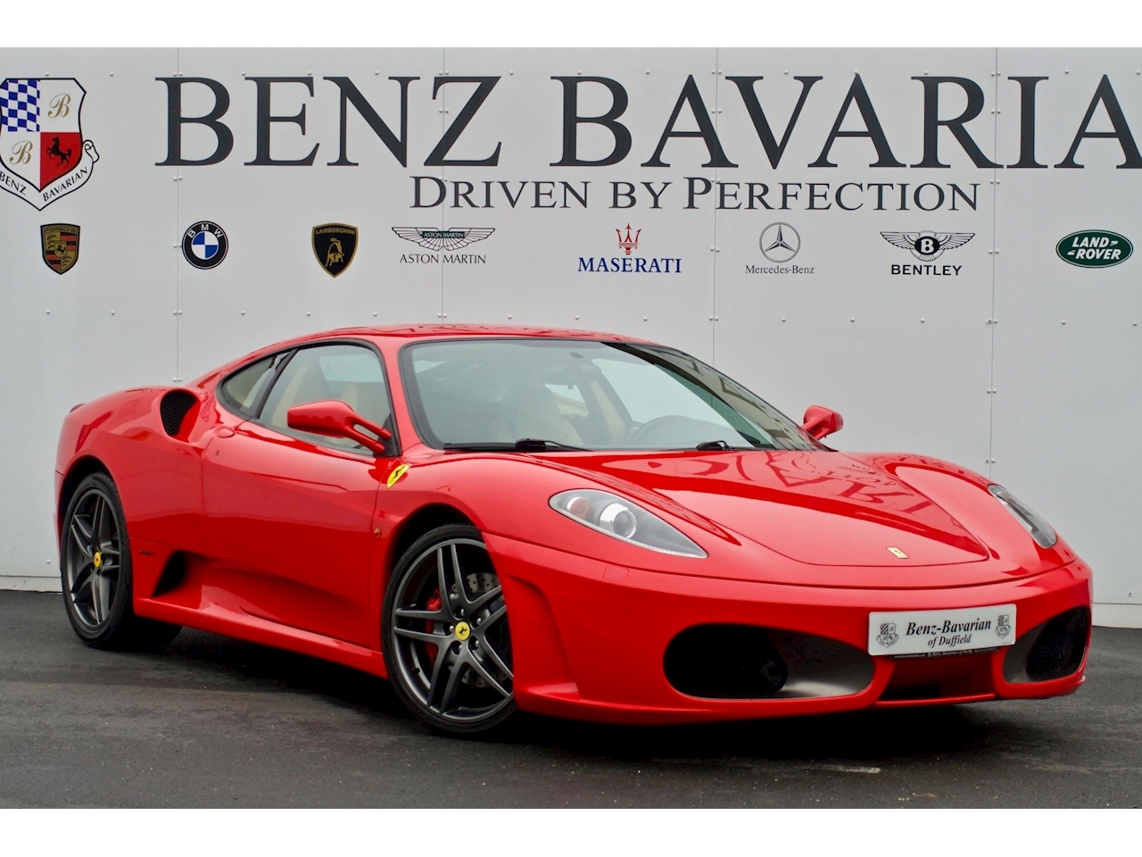 F430 F430 Coupe 4.3 Automatic Petrol