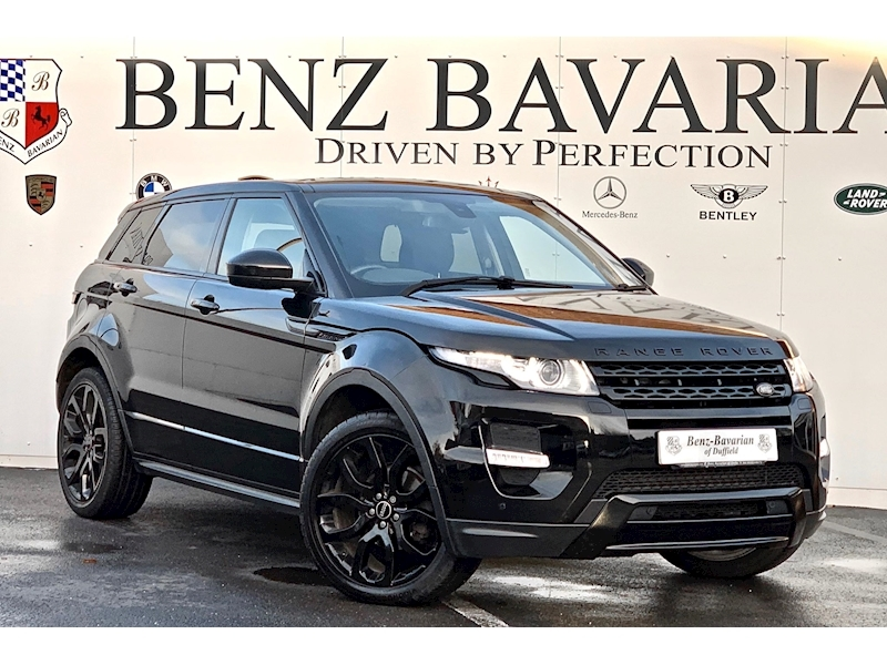Land Rover Range Rover Evoque Sd4 Dynamic Estate 2.2 Automatic Diesel