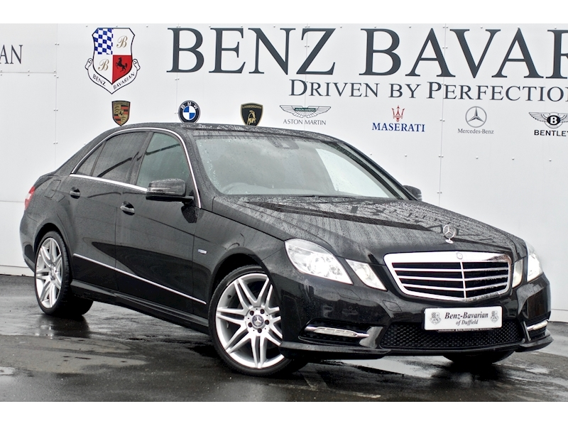 Mercedes-Benz E Class E350 Cdi Blueefficiency Sport Ed125 Saloon 3.0 Automatic Diesel