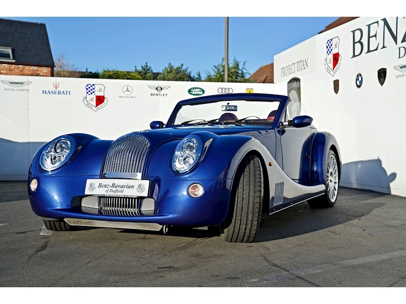 Morgan All Models Aero 8 Convertible 4.8 Manual Petrol