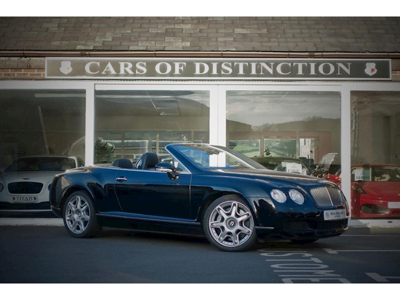 Bentley Continental Gtc 6.0 2dr Convertible Automatic Petrol