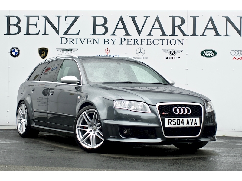 Audi A4 RS4 Quattro Estate 4.2 Manual Petrol