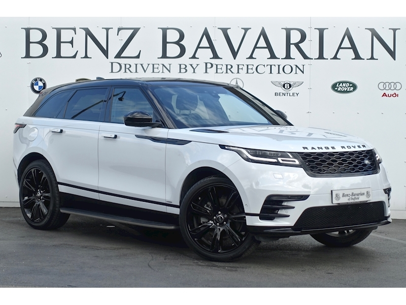 Land Rover Range Rover Velar R-Dynamic Se Estate 2.0 Automatic Petrol