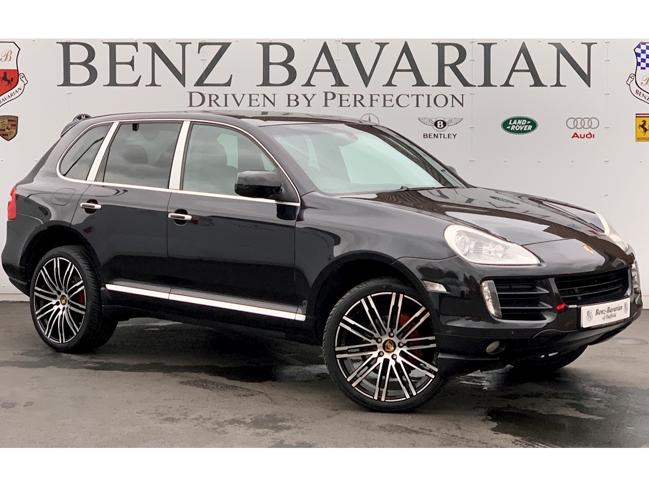 Cayenne D Tiptronic S Estate 3.0 Automatic Diesel