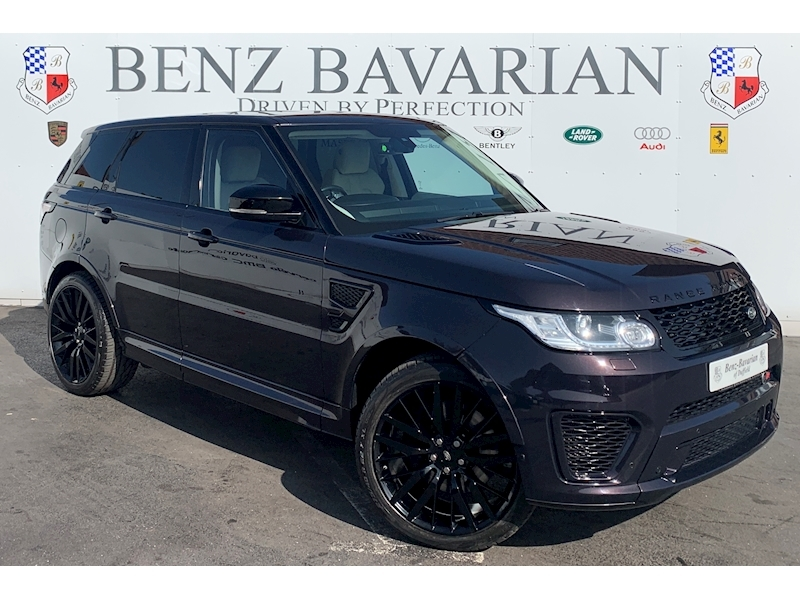 Land Rover Range Rover Sport Sdv6 Hse 3.0 5dr Estate Automatic Diesel