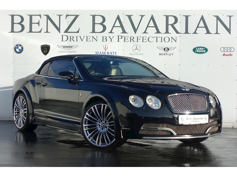 Bentley Continental Gtc Titan Convertible 6.0 Automatic Petrol