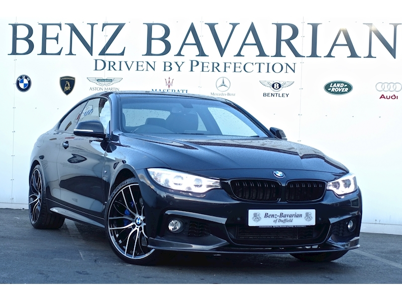 BMW 4 Series 435D Xdrive M Sport Coupe 3.0 Automatic Diesel