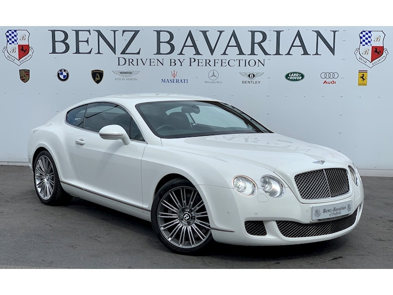 Bentley Continental Gt Speed Coupe 6.0 Automatic Petrol