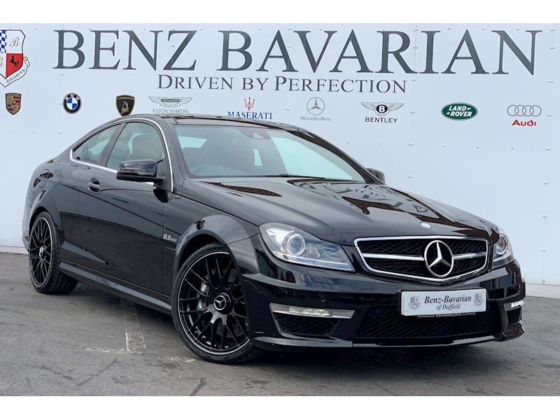 Mercedes-Benz C Class C63 Amg Coupe 6.2 Automatic Petrol