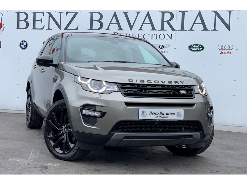 Land Rover Discovery Sport Sd4 Hse Black 2.0 5dr Estate Automatic Diesel