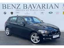 1 Series 118d Sport 5-door 5 Door Sports Hatch 2.0 Automatic Diesel