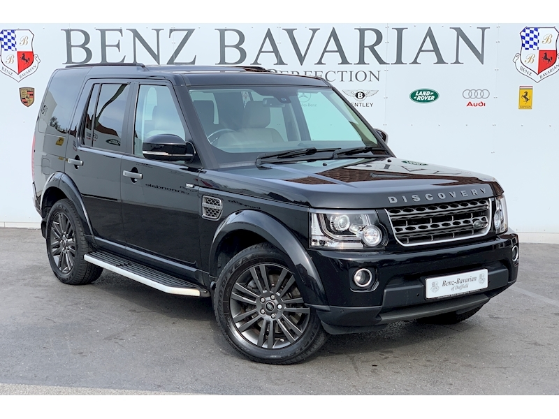Land Rover Discovery 4 Graphite SUV 3.0 Automatic Diesel