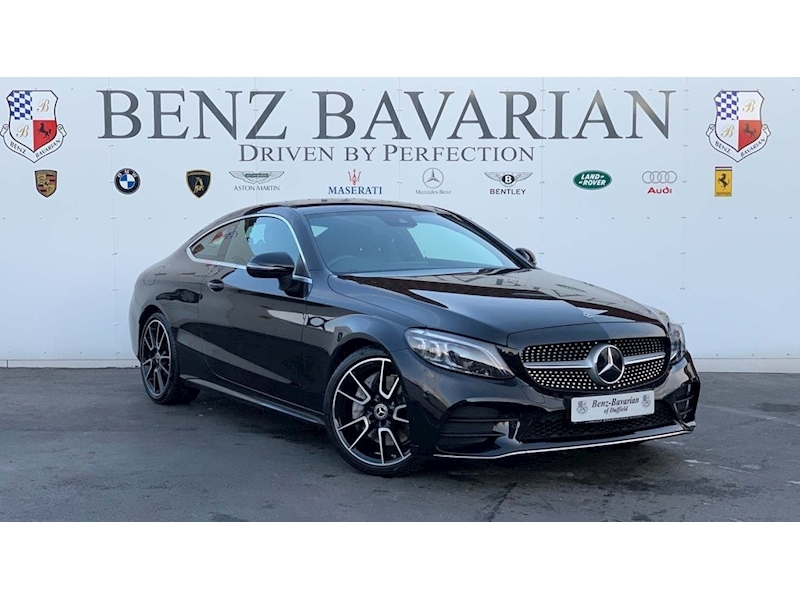 Mercedes-Benz C Class C300 AMG Line 2.0 2dr Coupe G-Tronic+ Petrol