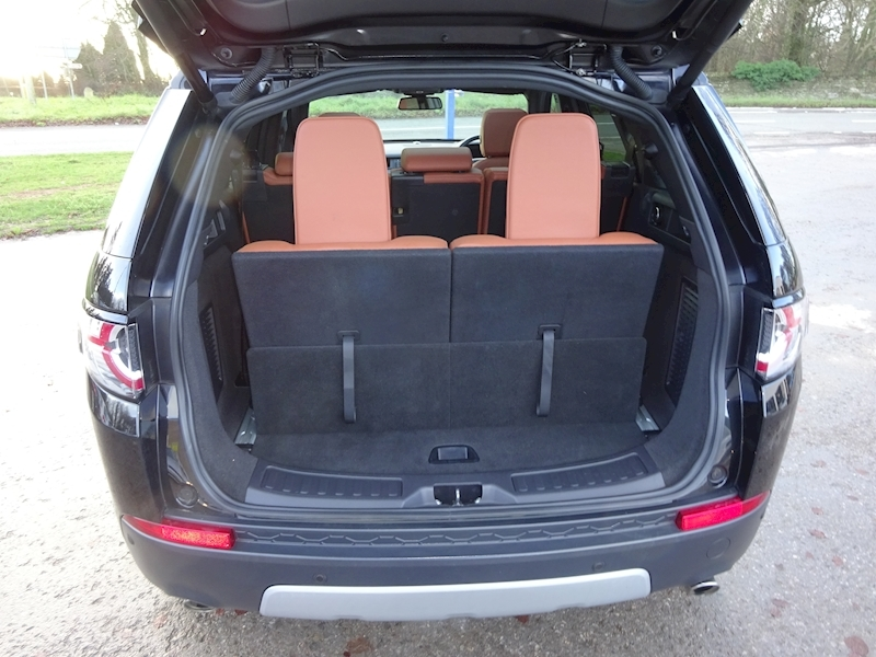 2015 Land Rover Discovery Sport - Large 6