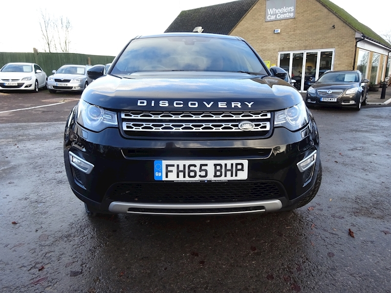 2015 Land Rover Discovery Sport - Large 10