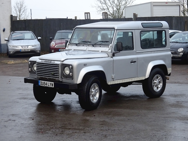 Used 2004 Land Rover Defender Wheelers Chipping Norton