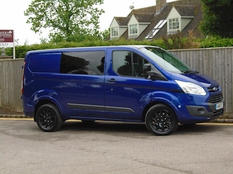 Ford Transit Custom 290 T H1  P/V Colour Edition Sip