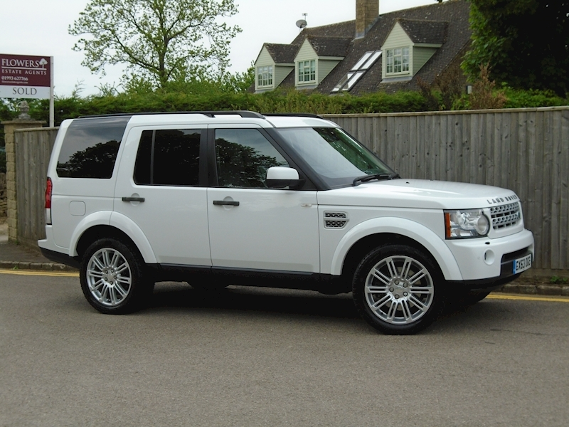 2013 Land Rover Discovery - Large 0
