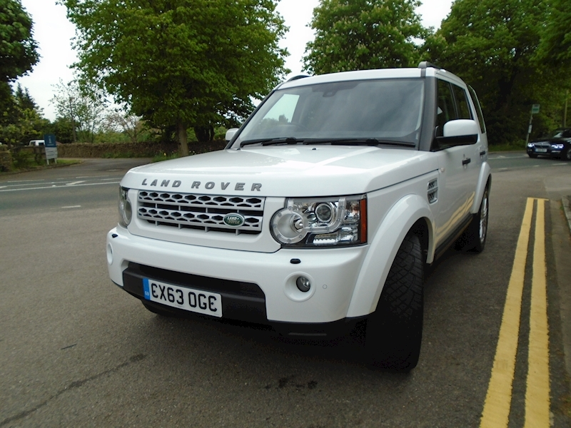 2013 Land Rover Discovery - Large 1