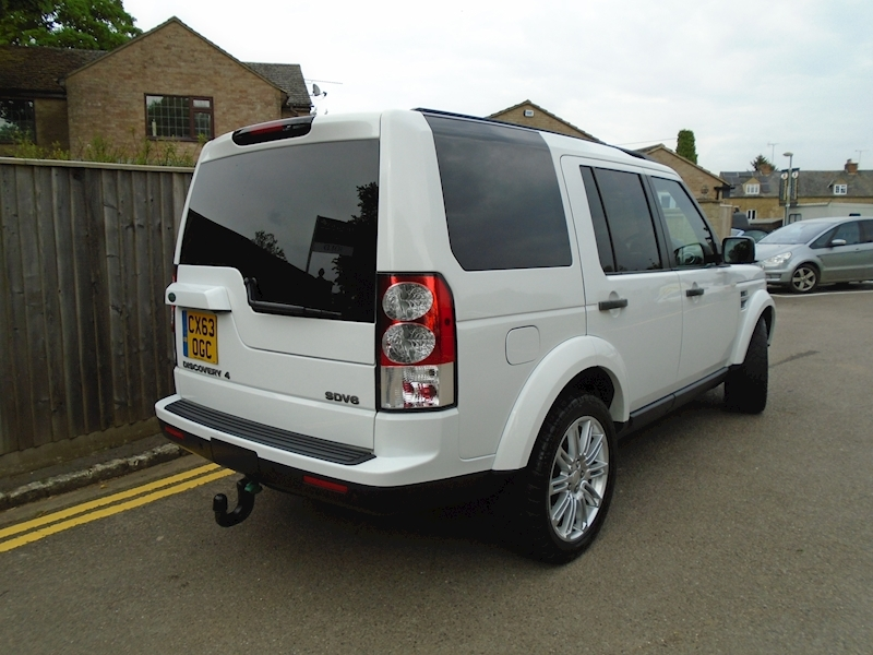 2013 Land Rover Discovery - Large 2