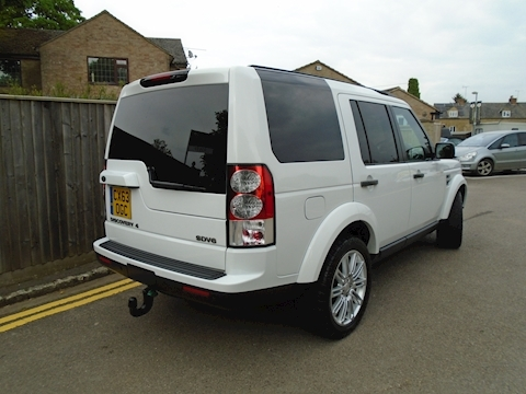 Discovery Sdv6 Commercial Light 4X4 Utility 3.0 Automatic Diesel