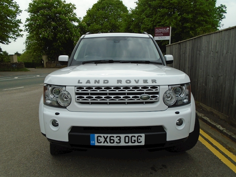 2013 Land Rover Discovery - Large 7
