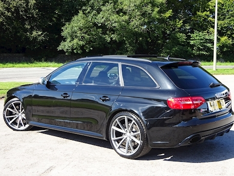 A4 Avant Fsi Quattro Rs4 Estate 4.2 Automatic Petrol