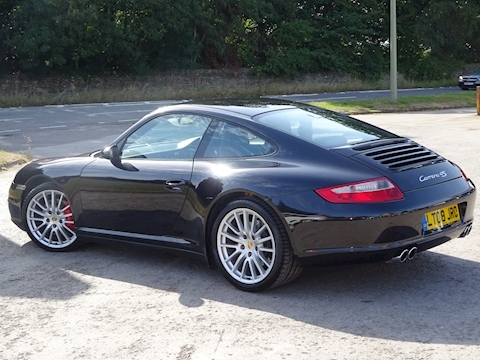 911 Carrera 4S Coupe 3.8 Manual Petrol