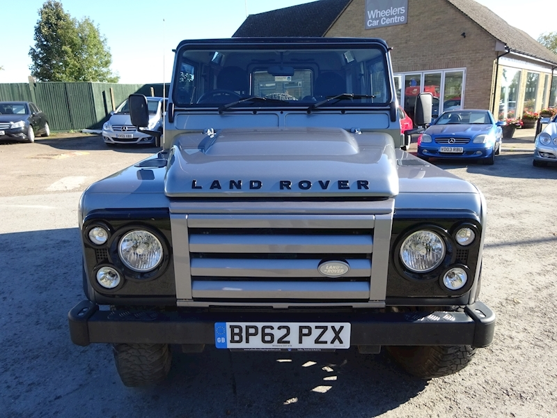 2012 Land Rover Defender 90 - Large 7