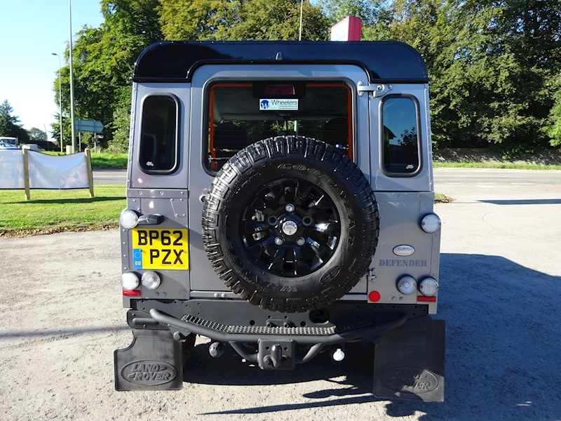 2012 Land Rover Defender 90 - Large 8