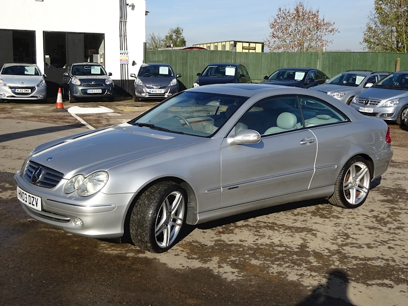 2003 Mercedes Clk - Large 1