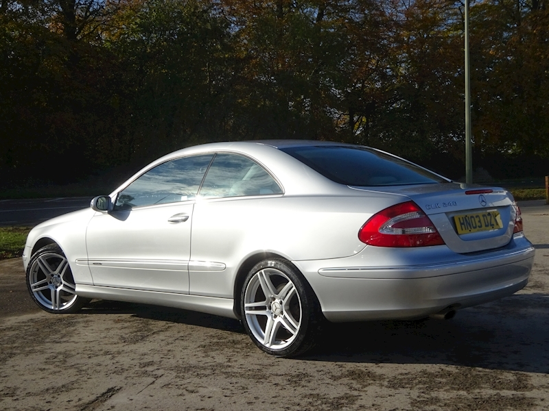 2003 Mercedes Clk - Large 2